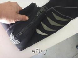 099 Mens Nwot Seac Sub Pro Flex 500 6.5mm Blk Diving Wetsuit Sze Lrg $700 Rrp