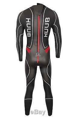 2018 Huub AEGIS III Mens Triathlon Wetsuit