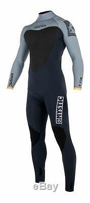 2018 Mystic Majestic Fullsuit 5/3mm Back Zip Wetsuit