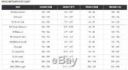 2XU A1 Active Triathlon Wetsuit Men Large Tall