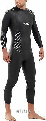 2XU P1 Propel Mens Wetsuit Black