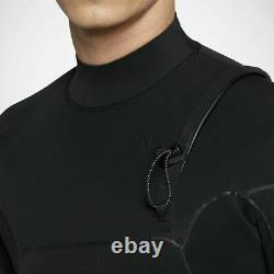 $360 Men's Hurley Advantage Max Wetsuit 2/2 Full Suit Black Size Large
