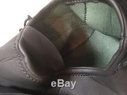 4/3mm Men's XCEL DRYLOCK TDC Hooded Fullsuit size Large short