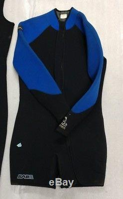 $600 BARE Scuba Dive 7mm Insulated Cold Water Full Body Wet/Dry Suit Mens Large