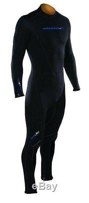 7mm Henderson Mens Aqua Lock Full Suit Scuba Diving Wetsuit for Cold Water