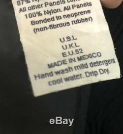 7mm Men's O'Neill J-Type Hooded Scuba Wetsuit Size Large