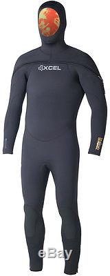9/7/6mm Men's XCEL Polar ThermoFlex TDC SCUBA Hooded Wetsuit