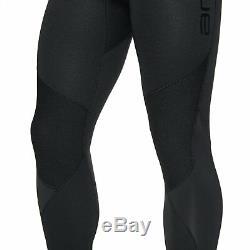 Animal Lava 5/4/3mm Back Zip Mens Surf Gear Wetsuit Black All Sizes