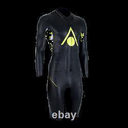 Aqua Sphere Limitless Suit V2 Mens Swimwear Neoprene Triathlon Wetsuit Swimming