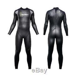 Aqua Sphere Mens Aqua Skin Neoprene Wetsuit Open Water Swimming Surfing Sea