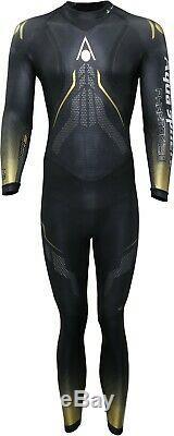 Aqua Sphere Phantom 2.0 Wetsuit Men's Medium Large RRP £550. Tried for sizing
