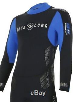 Aqualung Balance Comfort 5.5mm Wetsuit Mens Dive Scuba