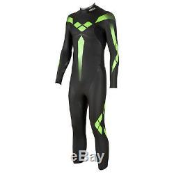 Arena 1A630 Mens Triathlon Wetsuit Open Water Neoprene Premium Swimsuit