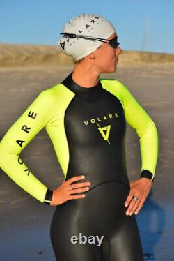 Australian Volare Ladies/Womens V1 Triathlon Wetsuit. Brand New