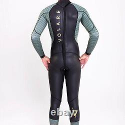 Australian Volare V1 Mens Triathlon Wetsuit Mens Green Room. Brand New