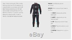 BARE Men's 5mm Revel Full Wetsuit (Extra Large/Short)