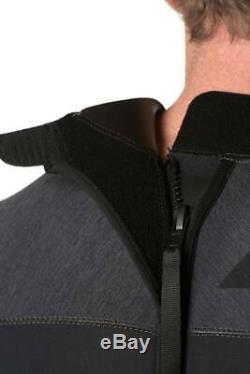 BARE Men's 5mm Revel Full Wetsuit Large