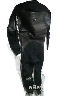BARE Mens Elastek Full Body Wet Suit 7MM MLS/MGP. Size Large Thick Suit