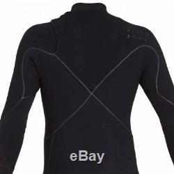 BILLABONG Men's 202 FURNACE CARBON ULTRA CZ Wetsuit BLK Size Large NWT