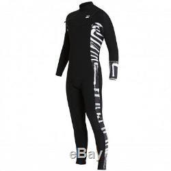 BILLABONG Men's 3/2 FURNACE REVOLUTION CZ Wetsuit BPR Large Short NWT