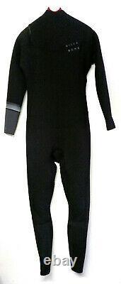 BILLABONG Men's 3/2 REVOLUTION CZ Wetsuit BLK Large Tall NWT