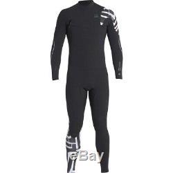 BILLABONG Men's 4/3 FURNACE CARBON COMP CZ Wetsuit BPR Large Short NWT