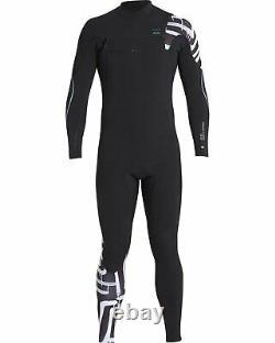 BILLABONG Men's 403 FURNACE CARBON COMP CZ Wetsuit BPR Large Short NWT