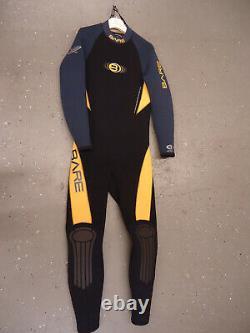 Bare Velocity Full Men's Full 5/4mm Scuba Diving Wetsuit (USED) LG