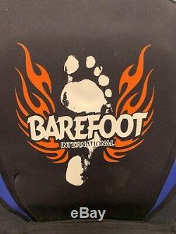 Barefoot International Fly High Sleeveless Wetsuit Size Large. (141-WC1)