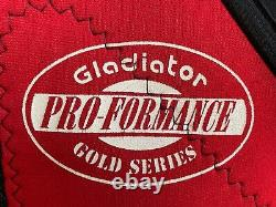Barefoot Waterskiing Suit, Men's Large, Gladiator Pro-Formance Gold Series, New