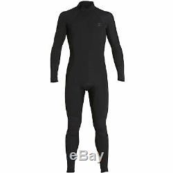 Billabong 2019 3/2 Furnace Absolute GBS Back Zip (Black) Wetsuit