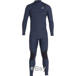 Billabong 3/2mm Furnace Absolute Chest Zip Full Wetsuit Men's