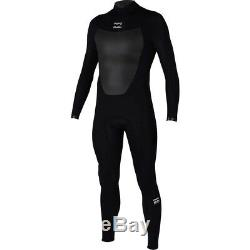 Billabong Absolute X 4/3 Back Zip Full Suit Size Large Tall