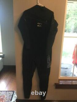 Billabong Men's Revolution Wetsuit Size XXL 2X-Large Full Body NWT Free Shipping