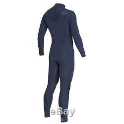 Billabong Mens Furnace Absolute Comp 5/4mm Chest Zip Wetsuit Slate