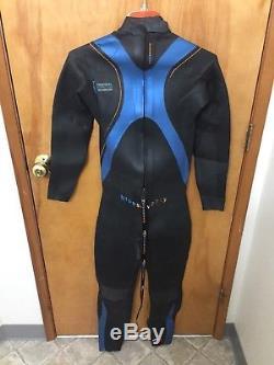 Blue Seventy Men's Full Sleeve Helix Wetsuit Large