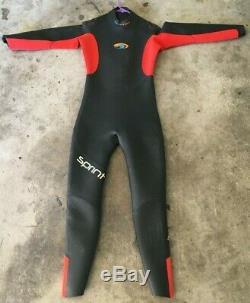 BlueSeventy Men's Large Sprint Triathlon Wetsuit Used Once