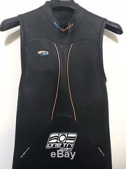 BlueSeventy Mens Reaction Sleeveless Triathlon Wetsuit Size Large L