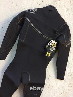 Body Glove Chest Zip Surfers Wetsuit 4/3 Mm Brand New Medium Large ML