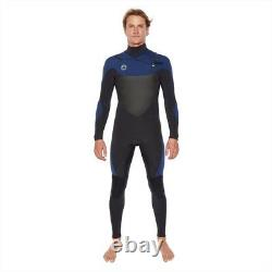 Body Glove SIROKO 3/2 Slant Zip Full Surfing Wetsuit Blue RRP £220, 70113