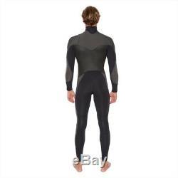 Body Glove Siroko 3/2 Slant Zip Full Surfing Wetsuit MS-XL Blck. RRP £219. 70113