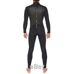 Body Glove Siroko 4/3mm Back Zip Fullsuit (Black) Wetsuit