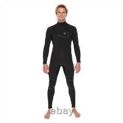 Body Glove Vapor Zipperless 3/2 Full Surfing Wetsuit, Black RRP £279. 70177
