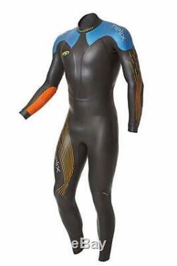 Brand New Men's blueSeventy Helix Fullsuit Wetsuit Size Large WSHFS-15 000L
