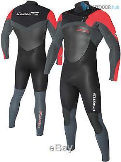 C-Skins Legend 3/2mm Mens Front Zip Wetsuit Full Length Steamer Surf