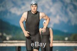 Camaro Blacktec Skin Men's Shorty Speed Swim Shorty Triathlon Wet Suit