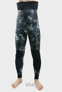 Camouflage 3/5/7MM Men's Wetsuit Diving Winter Warm Neoprene Diving Suit