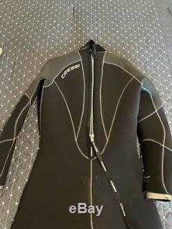 Cressi Lontra 7mm Mens Wetsuit Large