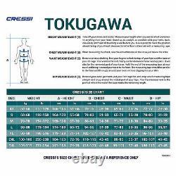 Cressi Tokugawa 3mm 1pc Wetsuit