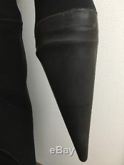 DUI Drysuit CNse Series Size Large, Black USED
